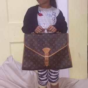 Louis Vuitton Bel-air document Bag(SL0938)